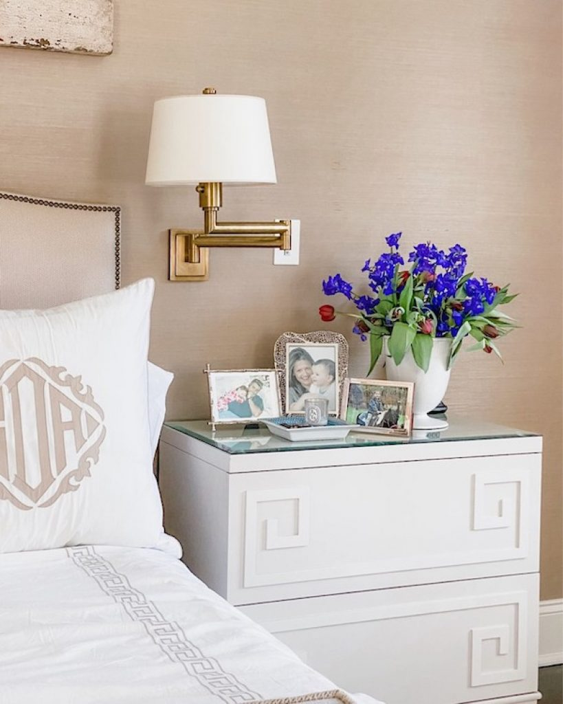 decorative bedroom flowers
