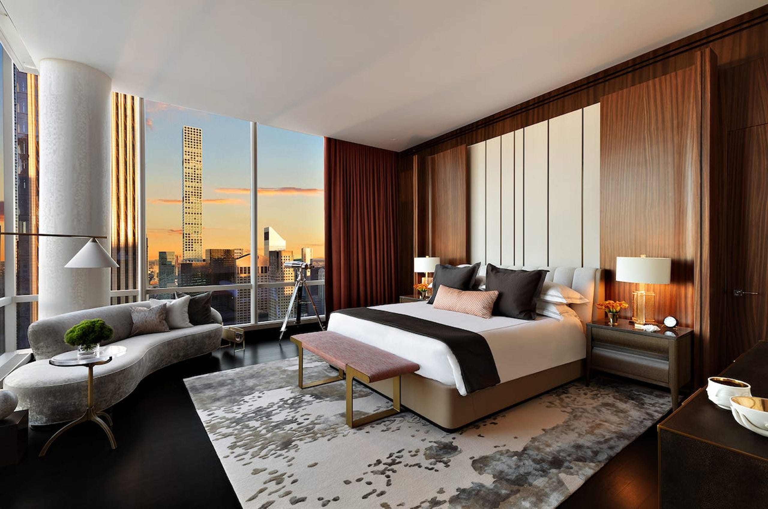How To Make Your Bedroom Feel Like A Luxury Hotel